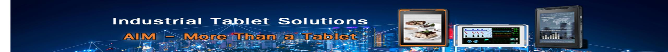 AIM Industrial Tablet Solutions